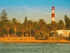 The Swakopmund Lighthouse